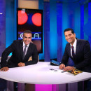 Wilkins junto a Ismael Cala en CNN en Español